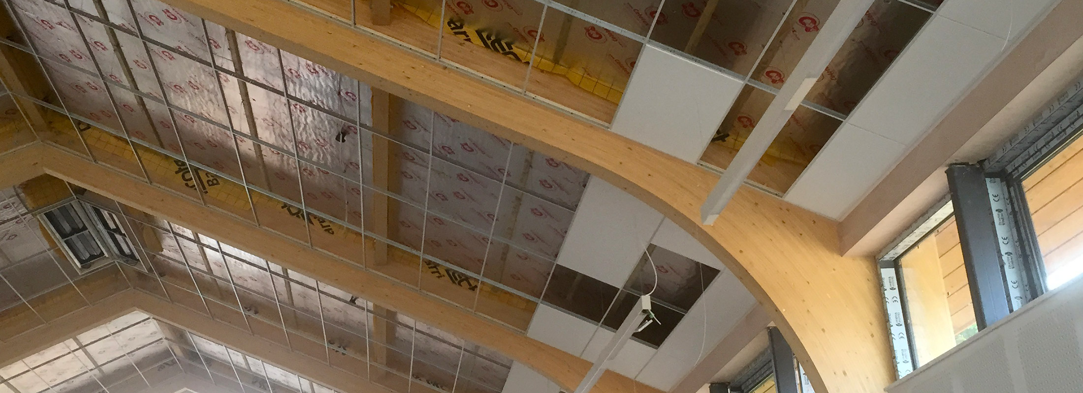 ASC | Suspended Ceilings-Installers-Commercial-Educational-Industrial-Suffolk